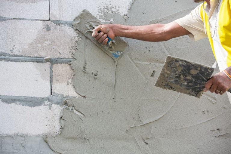 گچکاری نمای ساختمان