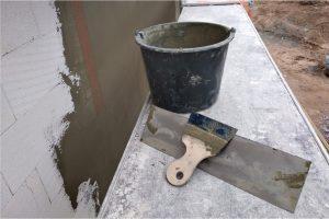 گچ نمای ساختمان